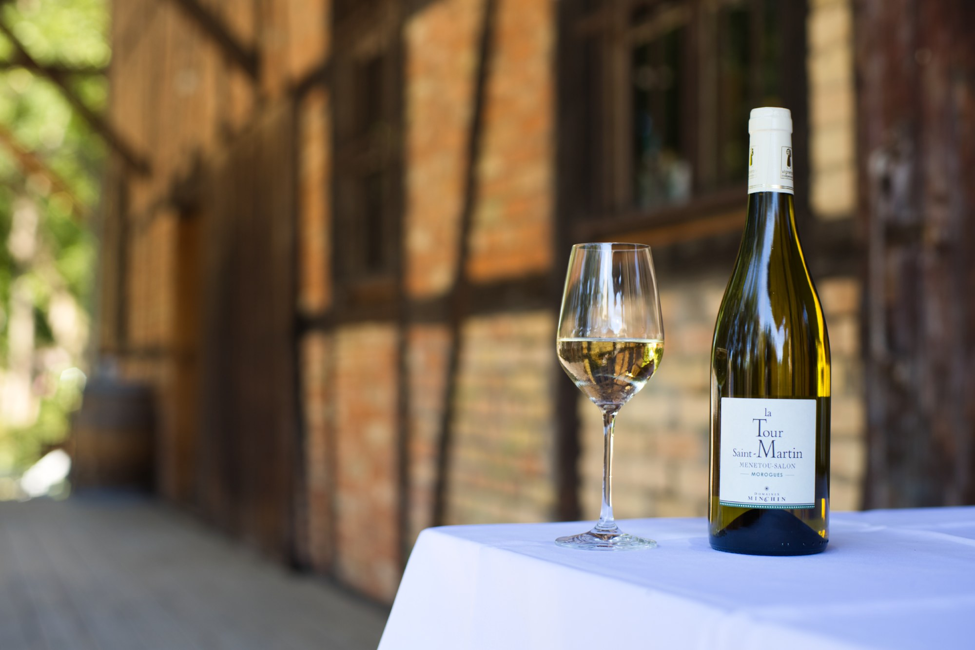 Sauvignon blanc, Domaine Minchin