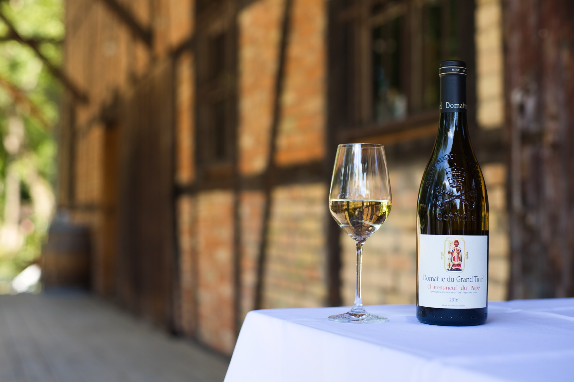 Domaine du Grand Tinel weiss