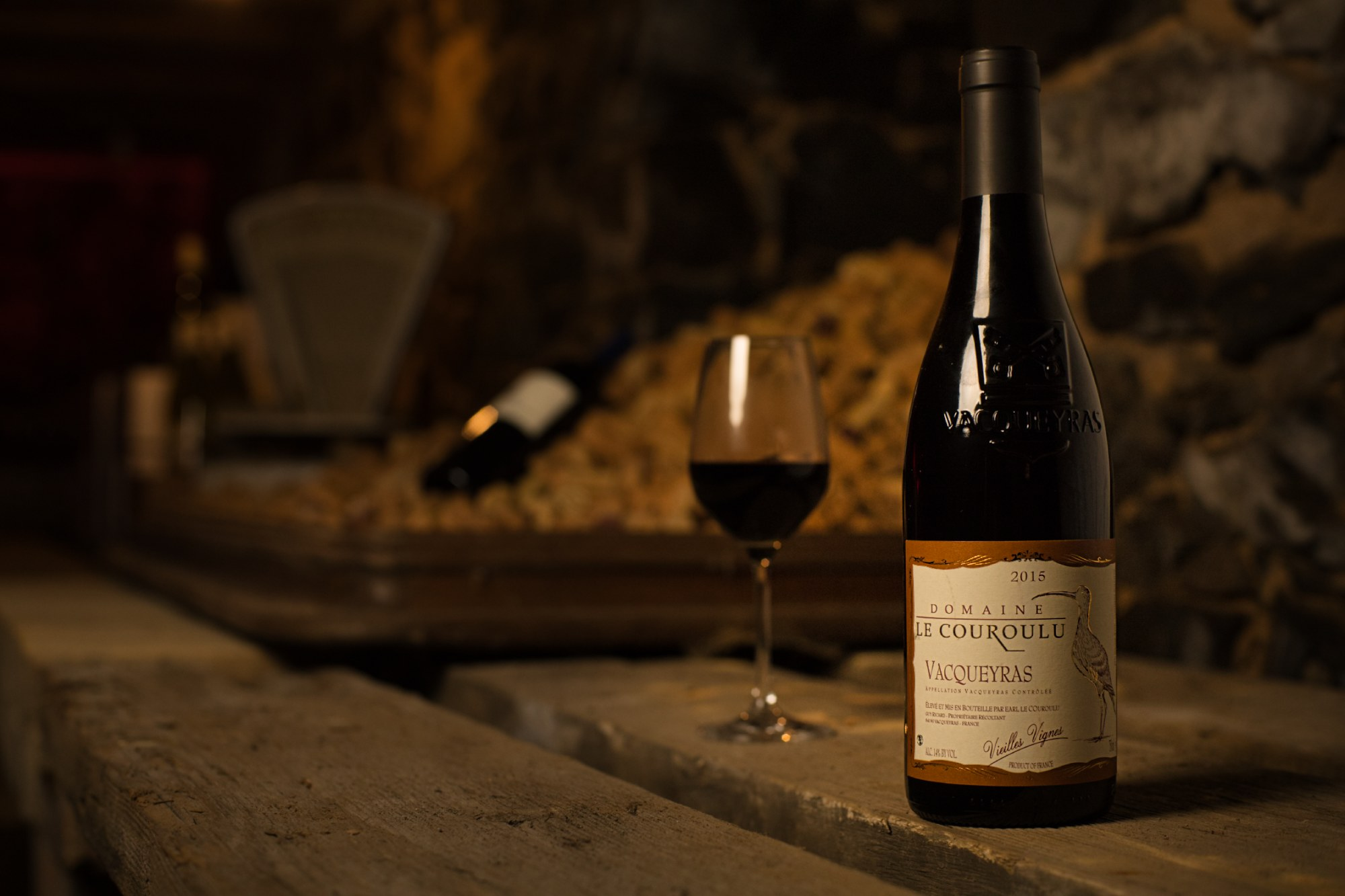 Domaine du Couroulu  vieilles vignes