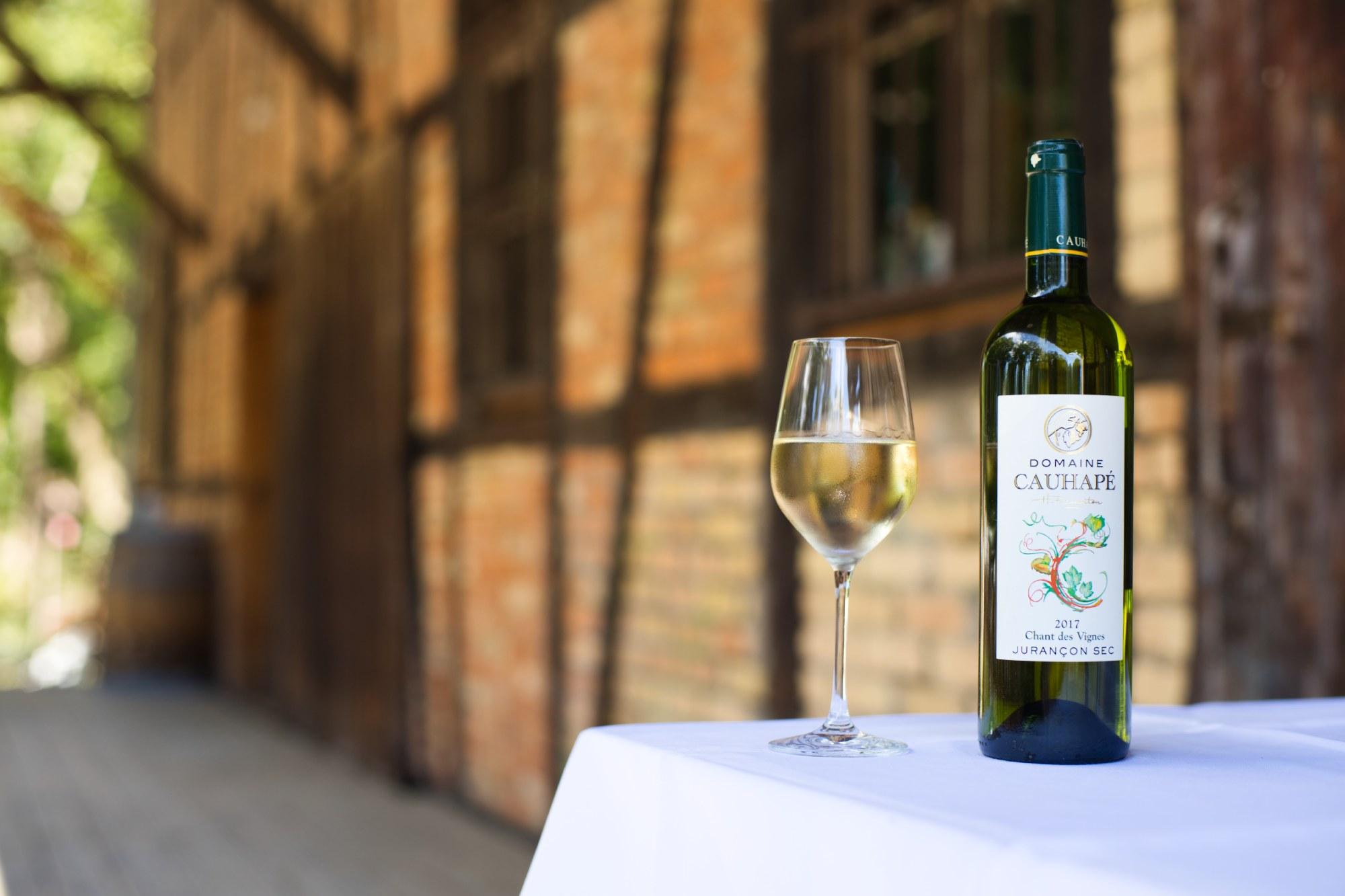 Domaine Cauhapé Chant de Vignes